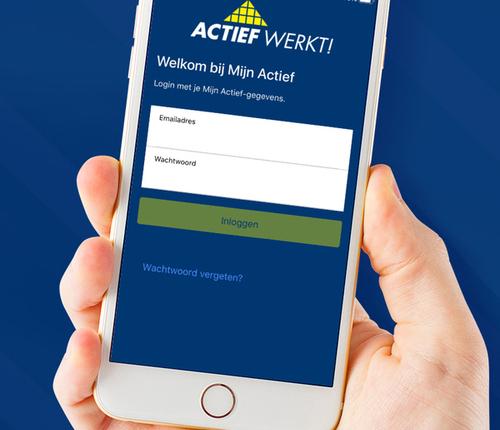 De nieuwe, verbeterde Mijn Actief App!