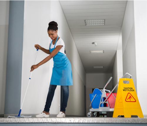 Nieuwe schoonmaak CAO goed nieuws voor schoonmakers