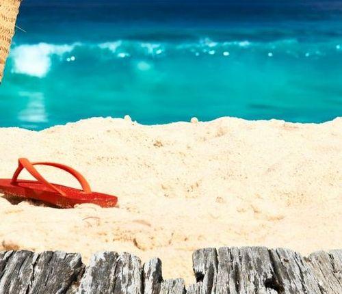 Op vakantie?  No stress!