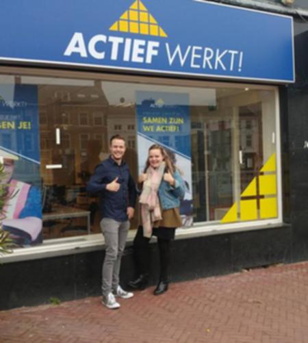 Actief Werkt! nu ook in Arnhem