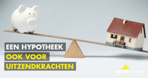 Toegang tot een hypotheek voor flexwerkers