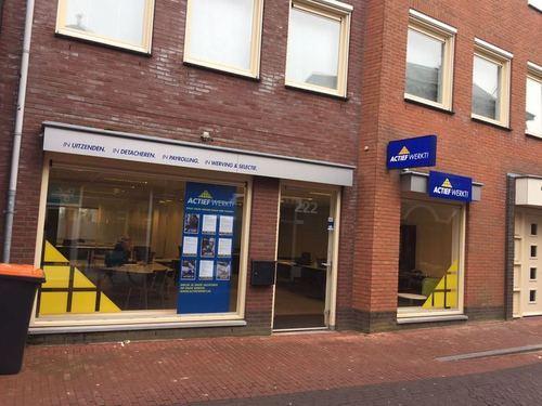 Uitzendbureau Actief Werkt! opent vestiging in Hardinxveld-Giessendam